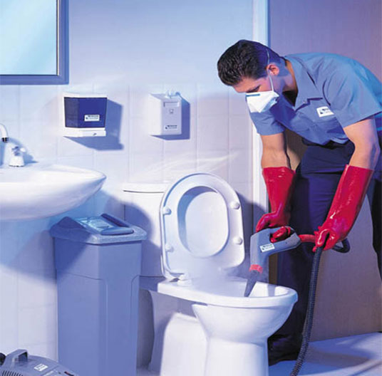 cleaning services in Dhaka, Washroom Cleaning Service